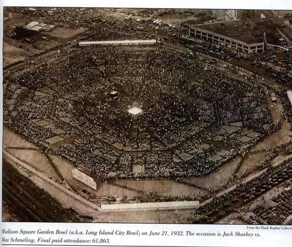 ... Madison Square Garden Bowl In ...