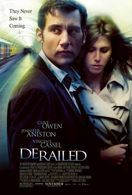 Derailed with Clive Owen and Jennifer Aniston