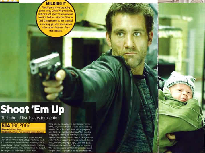 Total Film scan from clemato - Shoot 'Em Up