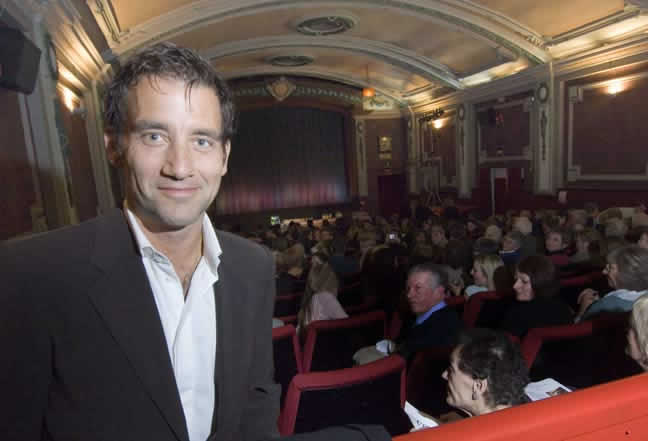Hollywood star and Tendring resident Clive Owen last night launched an ...